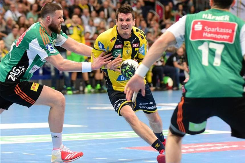 THW Kiel in Champions-League-Form - Dämpfer für Berlin