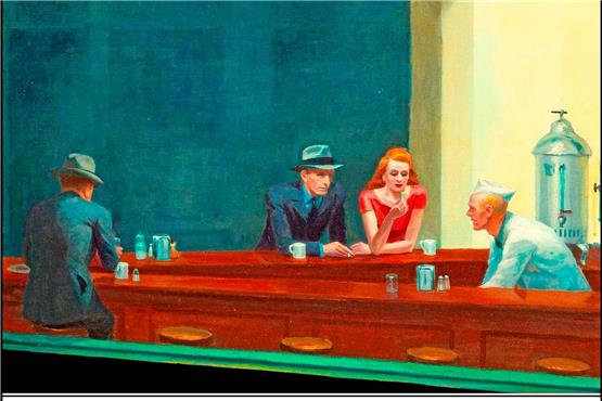"Lawrence Block (Hg.): ""Nighthawks"""