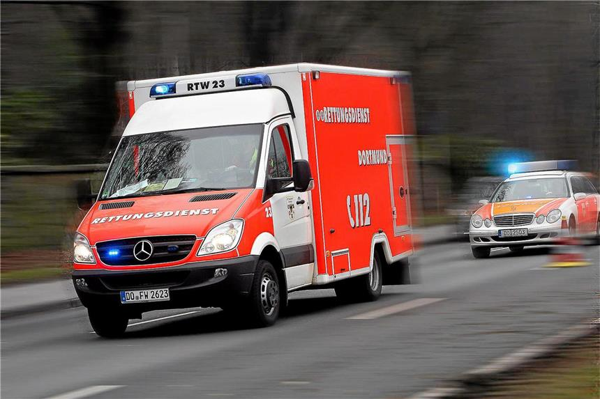 Böller explodiert in Kinderhand - Junge (7) aus Dortmund schwer verletzt