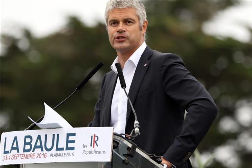 Laurent Wauquiez ist neuer Parteichef von Frankreichs Republikanern