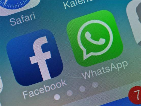 Facebook kauft Rivalen WhatsApp