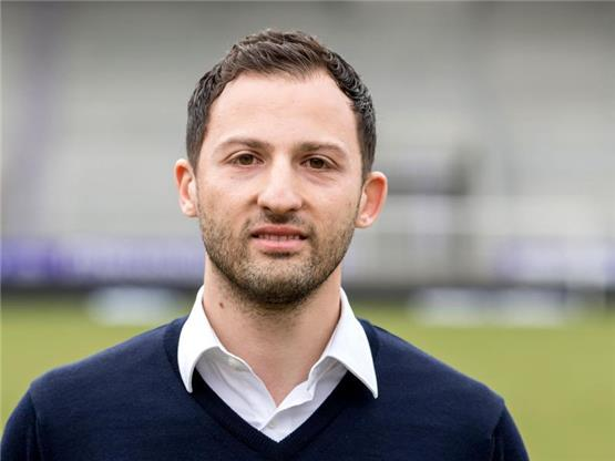 Trainer-Talent Tedesco - eine Karriere im Eiltempo