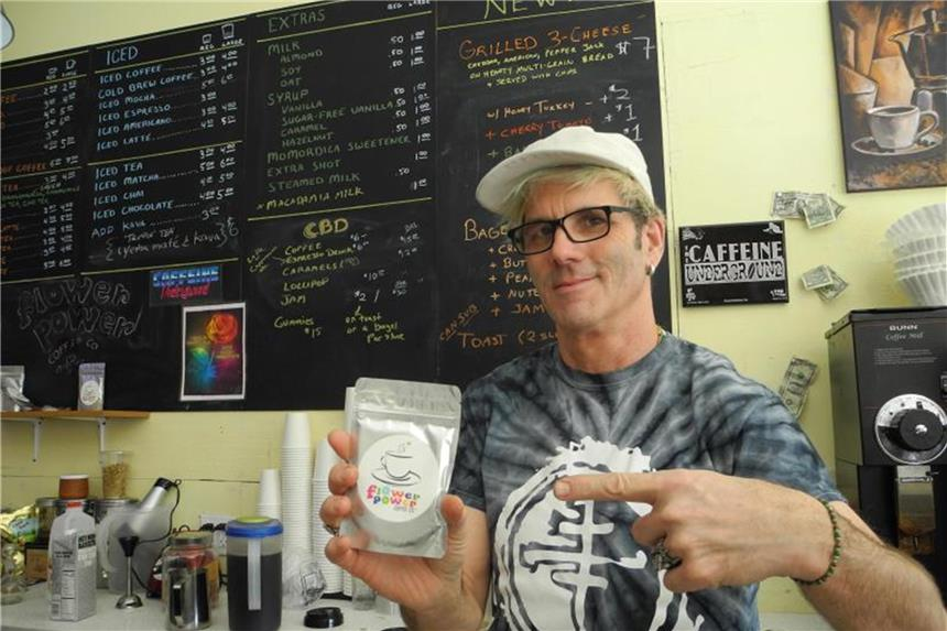 Café in New York bietet Cannabis-Kaffee an