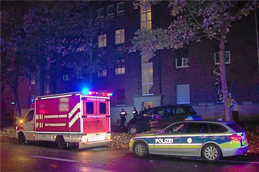Frau bei Streit in Großfamilie in Essen schwer verletzt