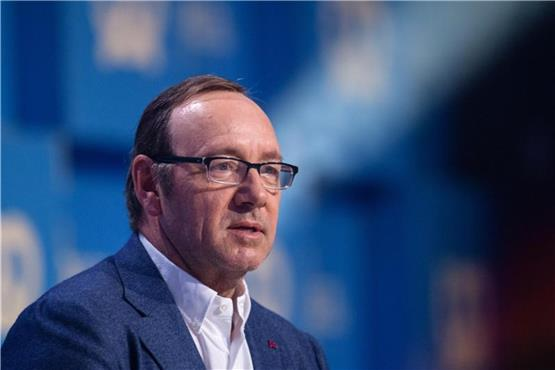 Kevin Spacey im Steckbrief