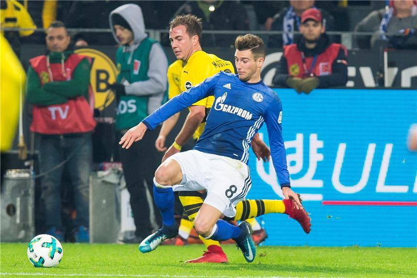 FC Schalke 04: Leon Goretzka droht Ausfall bis zur Winterpause
