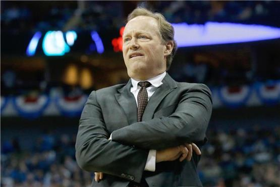 NBA: Budenholzer wird neuer Trainer in Milwaukee