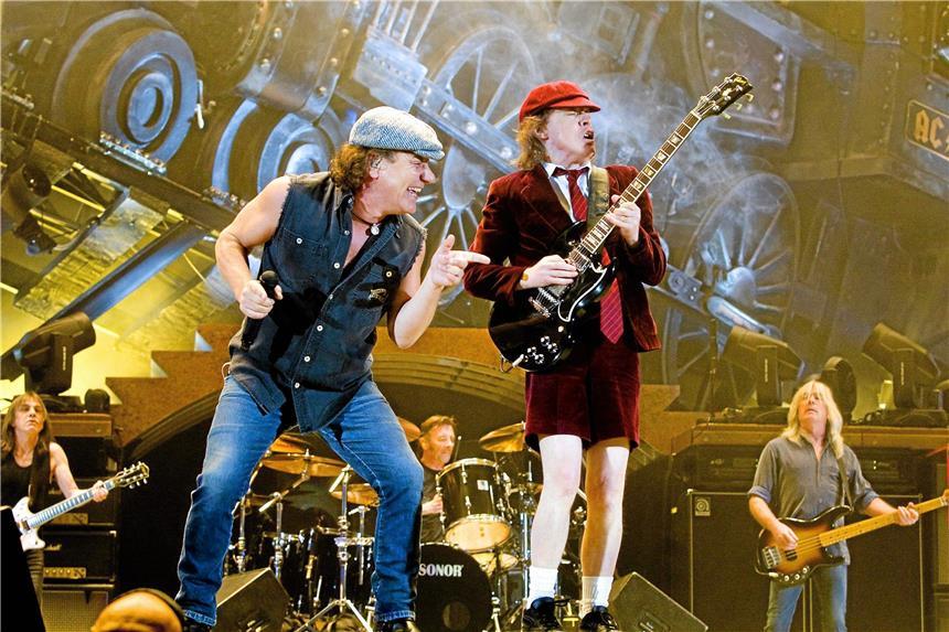 Malcolm Young, Gitarrist von AC/DC, ist tot