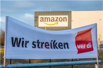 Verdi streikt zum Primeday bei Amazon