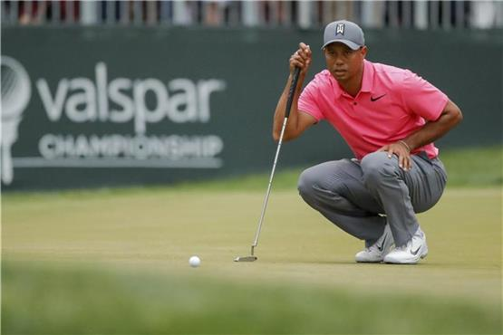 Tiger-Mania in Florida - Golfstar Woods nun Masters-Favorit