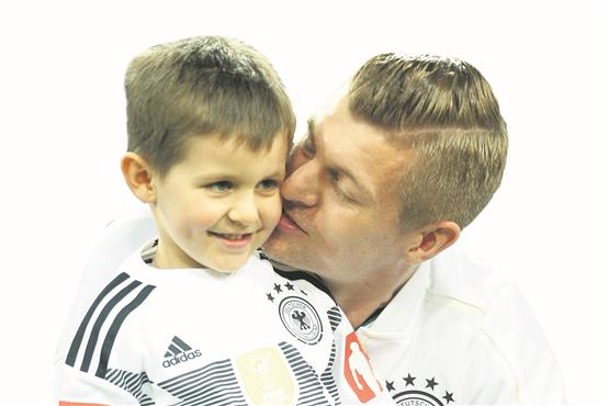 Brief an Toni Kroos