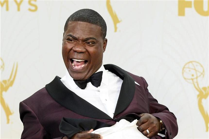 Tracy Morgan erhält einen Hollywood-Stern