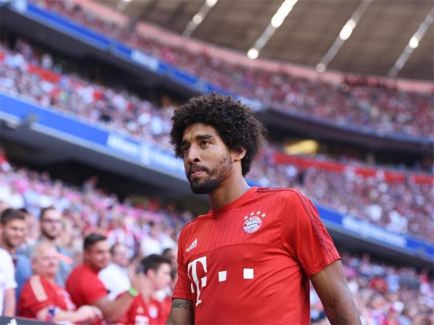 Dante Zu Leverkusen