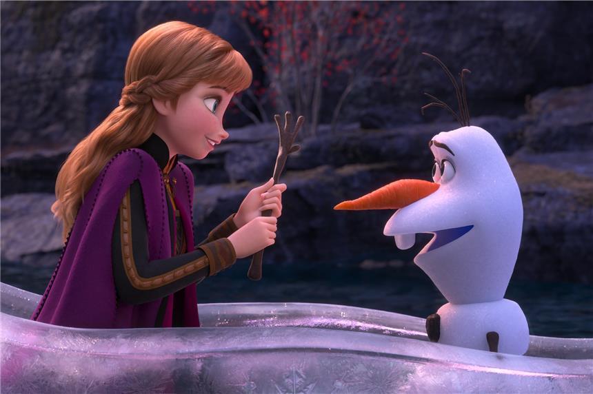 Die Eiskönigin Im Kino