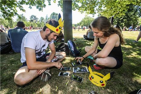 Pokémon-Go-Fest kommt im Juli nach Dortmund in den Westfalenpark