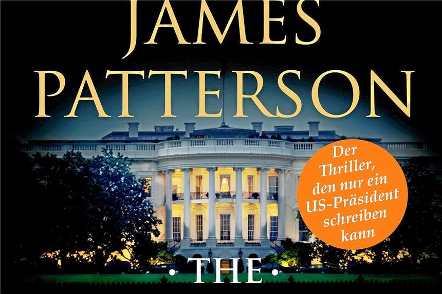 "Bill Clinton / James Patterson: ""The President Is Missing"""