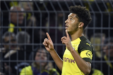 BVB bindet Shootingstar Jadon Sancho bis 2022