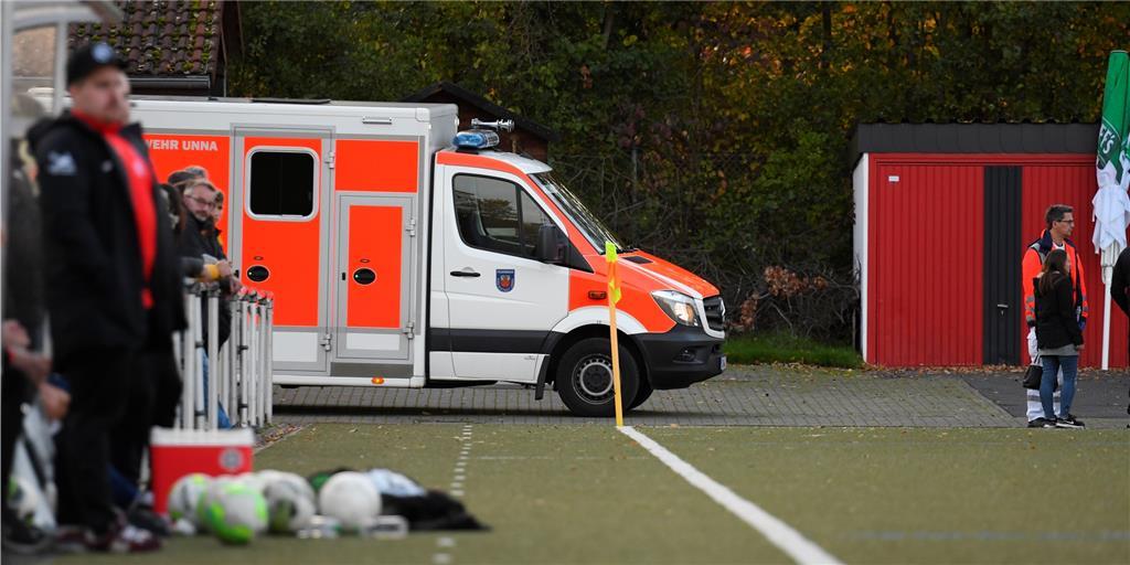 Krankenwageneinsätze