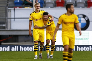 "Sancho und Co.: BVB-Quartett für den ""Golden Boy"" nominiert"