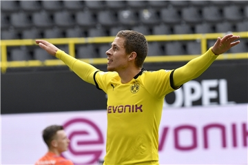 BVB-Profi Thorgan Hazard.