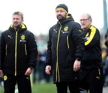 "BVB-U19-Co-Trainer Rios: ""Hier ist alles intensiver"""