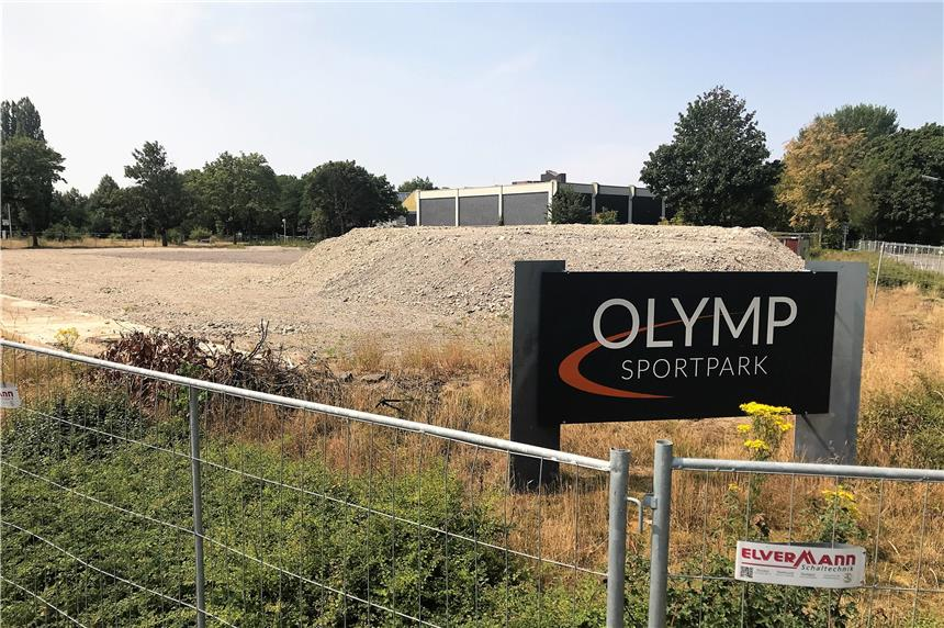 authorized site good out x new list Zwischenlösung oder mehr? Neuer Olymp Sportpark soll Anfang ...