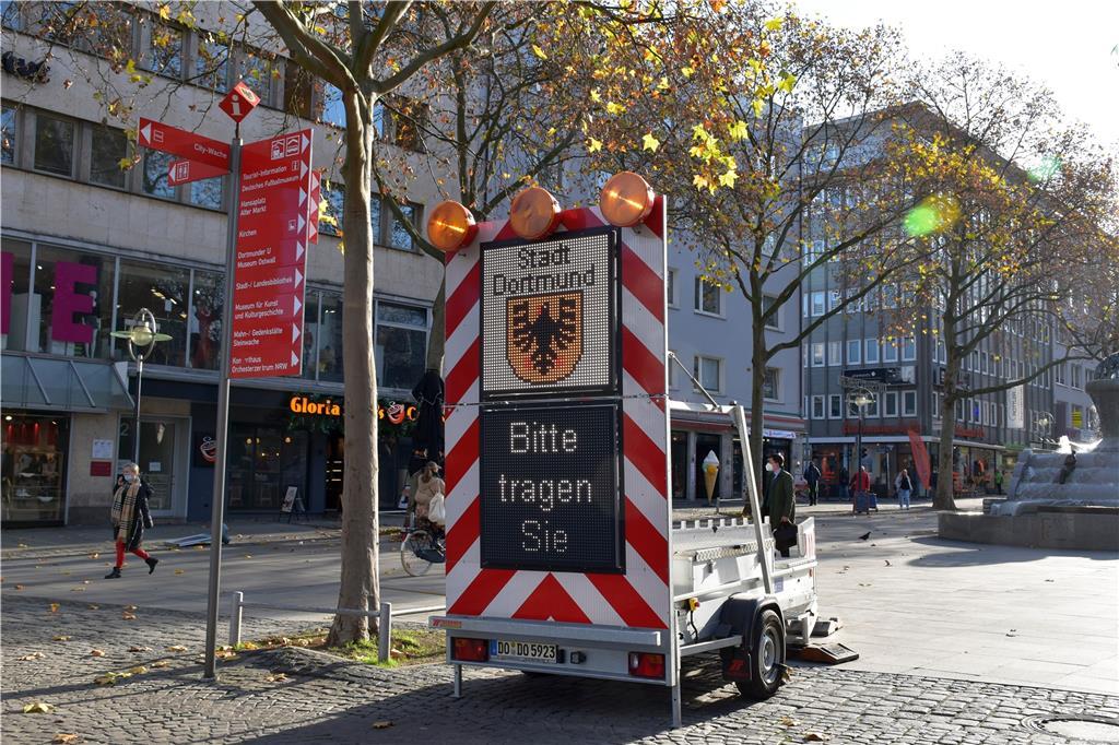 Maskenpflicht Dortmund