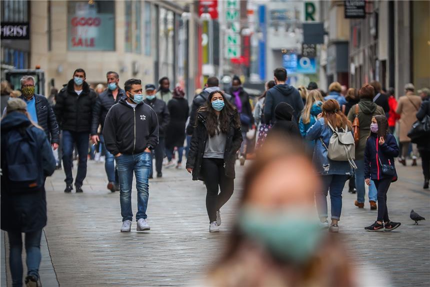 Dortmund Maskenpflicht