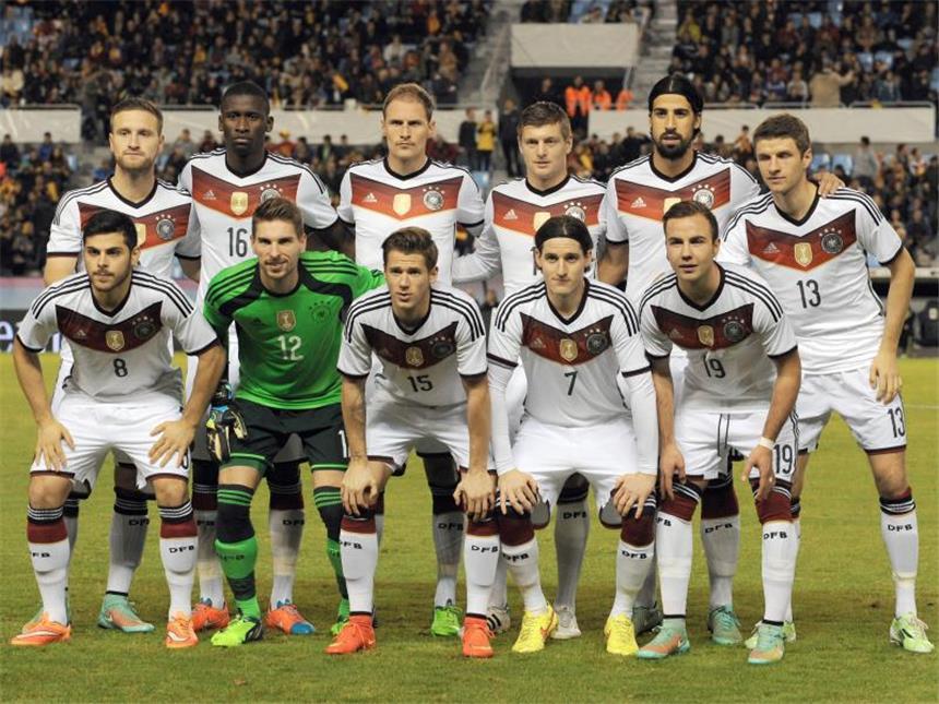 Deutschland Weltrangliste