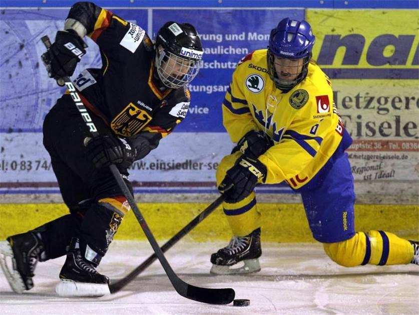 Frauen Eishockey Olympia