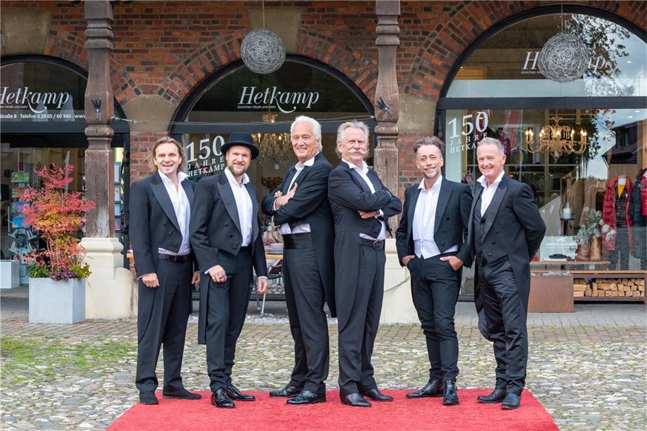 Zweite Chance auf Tickets – Höhner geben ein Zusatzkonzert auf Schloss Raesfeld - Dorstener Zeitung