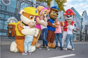Paw Patrol im Movie Park