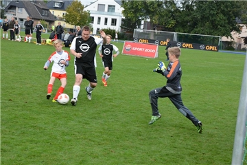 Soccer Rules wieder beim Opel-Family-Cup dabei