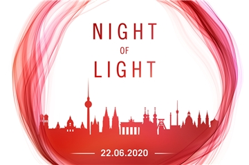 Die Night of Light findet am 22. Juni statt.