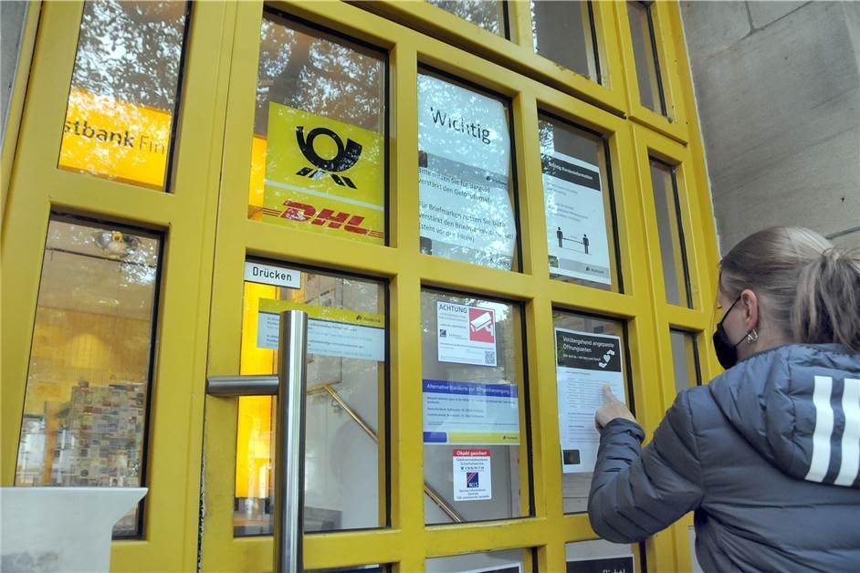 Post in Schwerte kürzt Öffnungszeiten kräftig