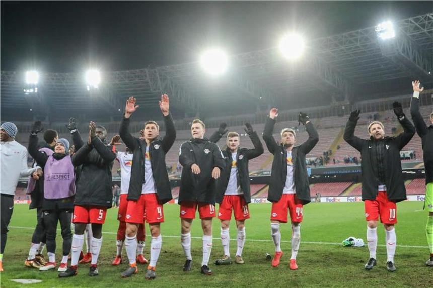 Stolze Leipziger Freuen Sich Aufs R U00fcckspiel Gegen Neapel