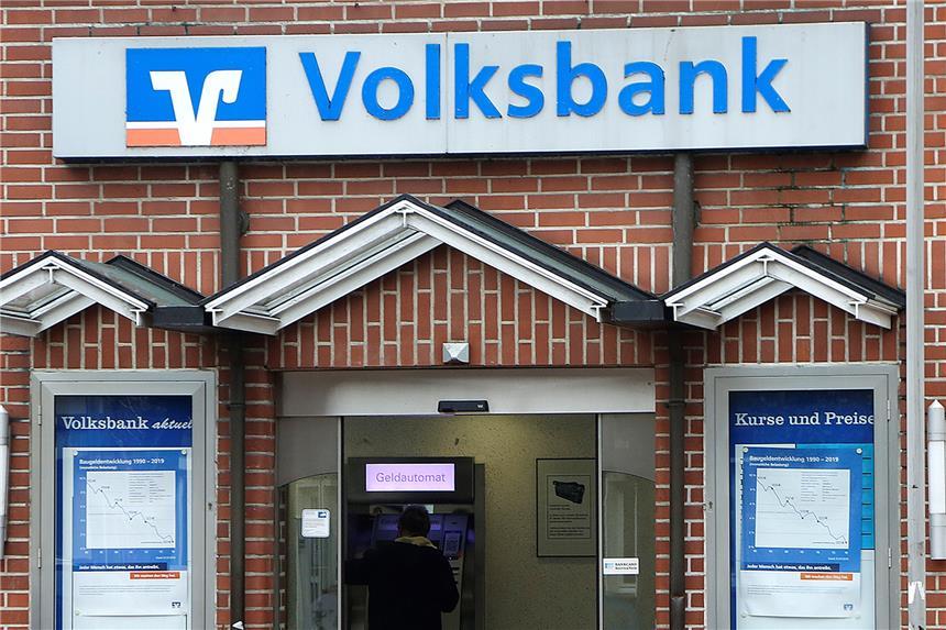 Volksbank Störung