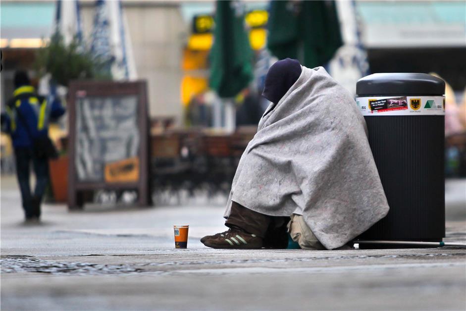 """Wohnungslosenhilfe schlägt Alarm: """"Die zunehmende Zahl der Fälle schreit zum Himmel"""" - Dorstener Zeitung"""