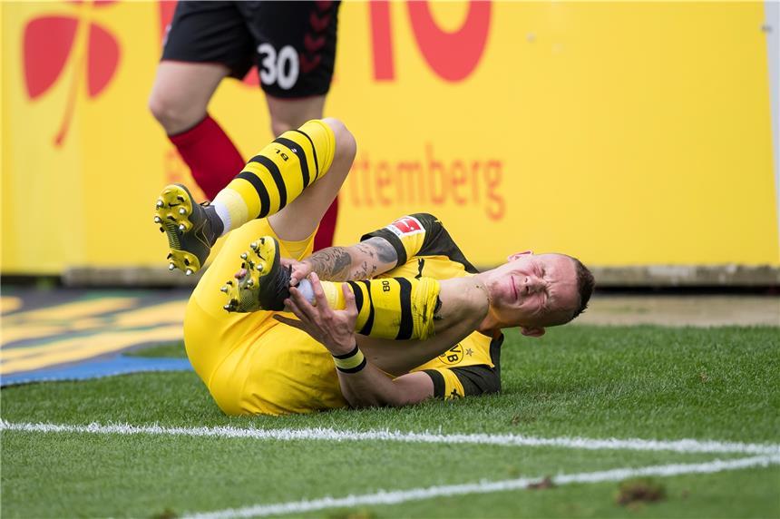 Verletzung Marius Wolf