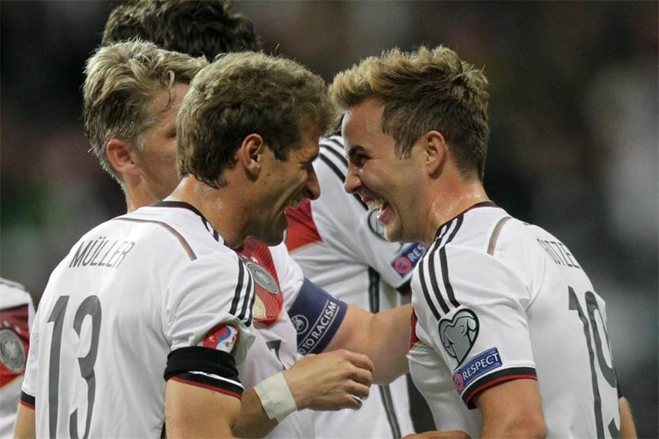 Deutschland Gegen Polen Frankfurt