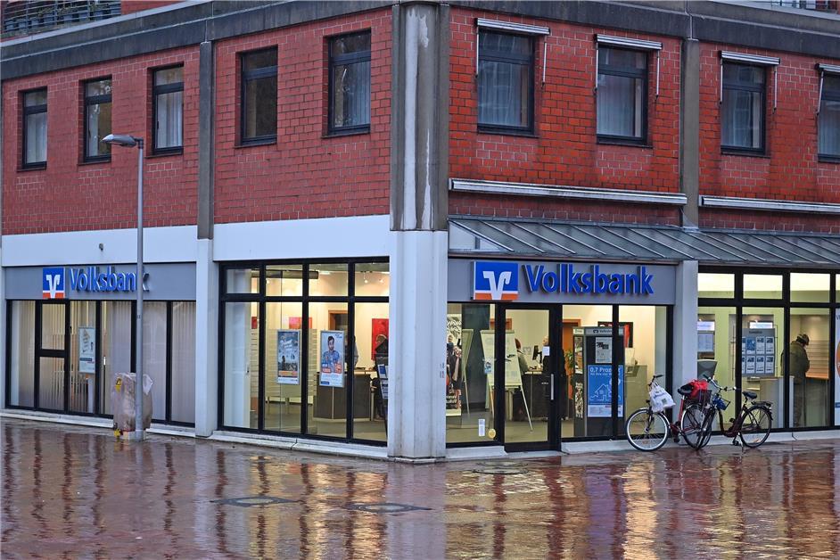In zwei Volksbank-Filialen in Dorsten gibt es bald keine persönliche Beratung mehr - Dorstener Zeitung