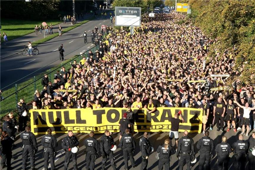 Rb Leipzig Gegen Dortmund Tickets