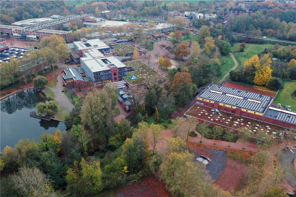 Basketball-Derby und Zauber-Show: Diese Park-Möglichkeiten gibt es in Wulfen-Barkenberg - Dorstener Zeitung