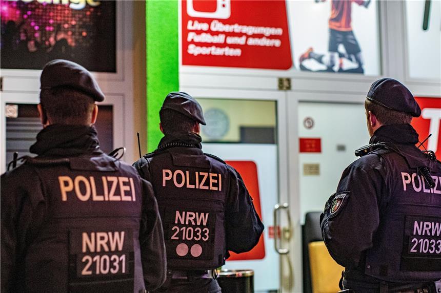Duisburg Kriminalität