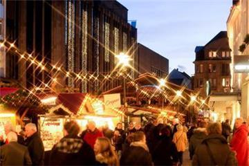 Weihnachtsmarkt Recklinghausen.Weihnachtsmarkt In Recklinghausen