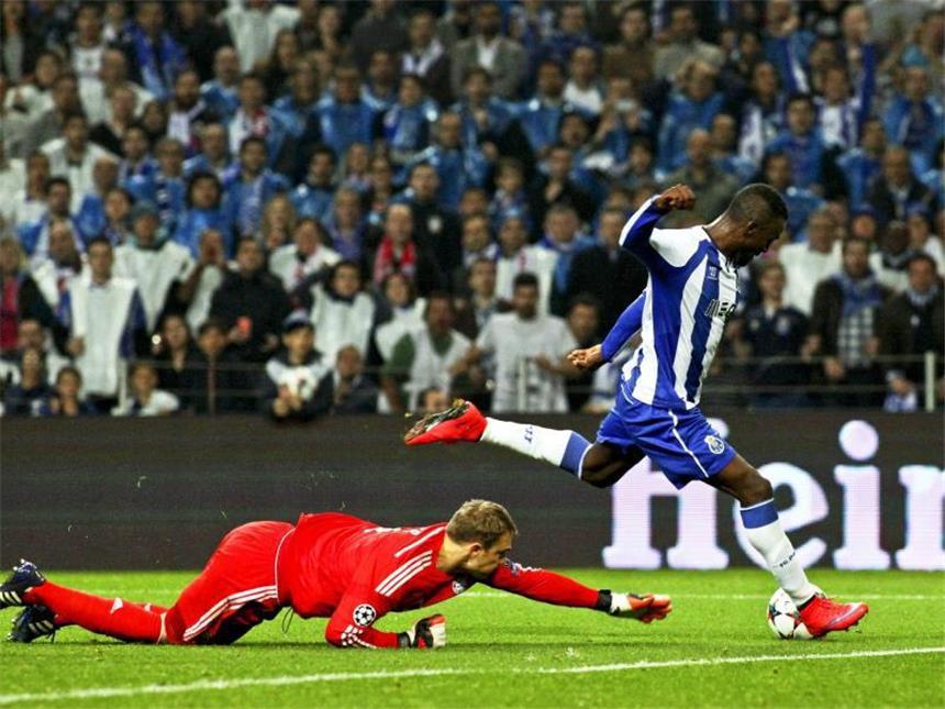 Bayern Droht Champions League Aus U00dcble Fehler In Porto