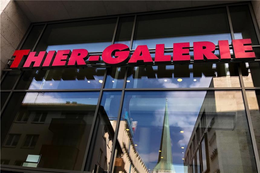 Thier Galerie Bietet Drei Tage Black Friday Sales