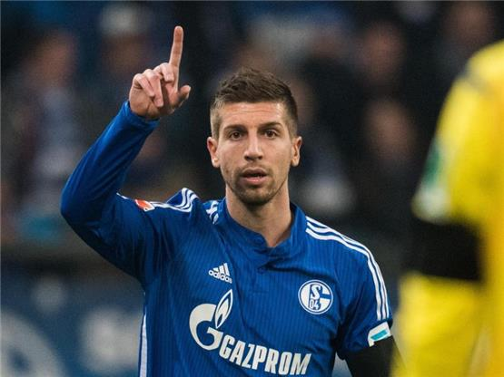 Intensives S04-Training - Nastasic vor Comeback?