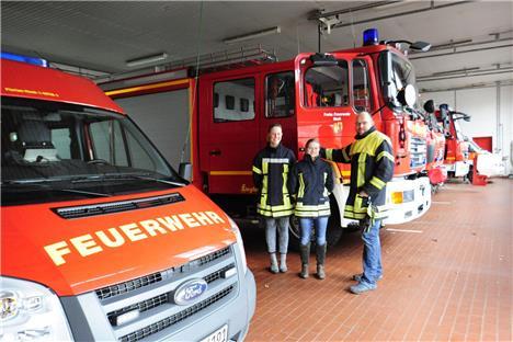 Feuerwehr single frauen