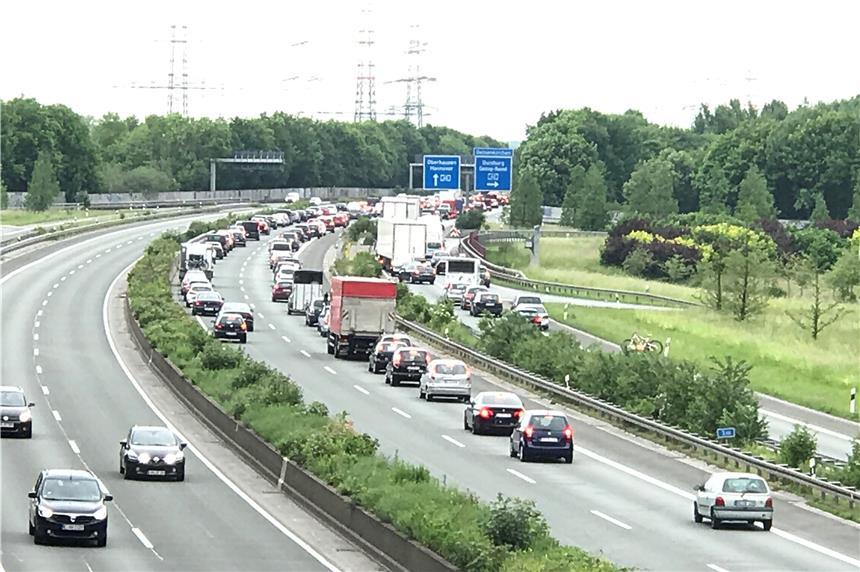 Stau A45 Dortmund